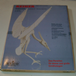 Reiher Heron Assembly Kit precut plywood bird model 330mm WEICO